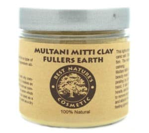 Bet Nature's Cosmetics Fullers Earth Clay