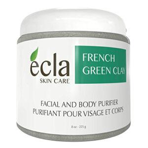 Ecla skin care French Green Clay