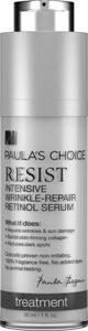 Paula's Choice Resist Intensive Wrinkle-Repair Retinol Serumhelps combat a number of signs of aging inclusive of fine lines and wrinkles.