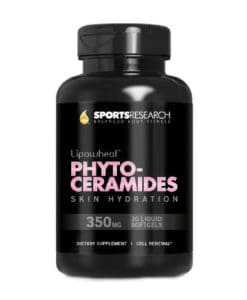 Sports Research Phyto-Cermamides are an amazing anti-aging supplement