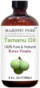 Tamanu Oil is a wonderful oil for anti-aging on the body.
