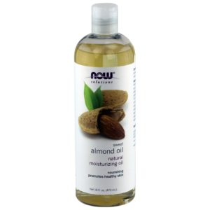sweet almond makes for a great anti-aging body oil.