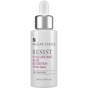 An effective Hyaluronic Acid anti-aging serum