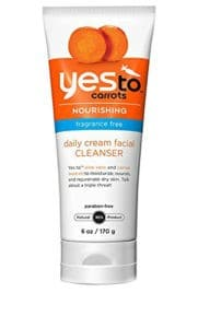 Yes to Carrots Daily Cream Cleanser