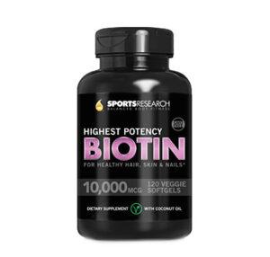 Sports Research Highest Potency BIotin