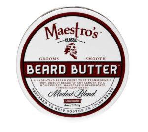 Maestros Beard Butter Modest Blend
