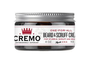creamo beard and scruff balm