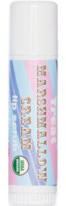 treat marshmallow cream lip scrub