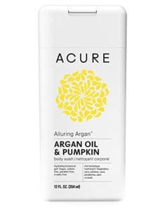 Acure Argan Oil & Pumpkin Body Wash