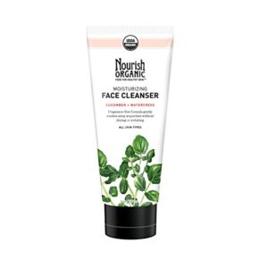 Nourish Organica Facial Cleanser