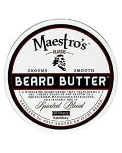 Maestro's Beard Butter Review