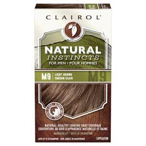 clairol natural instincts for men