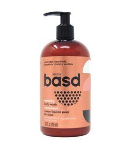 Basd Body Refreshing Body Wash