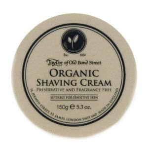 Taylor of Old Bond Street Organic Shaving Cream