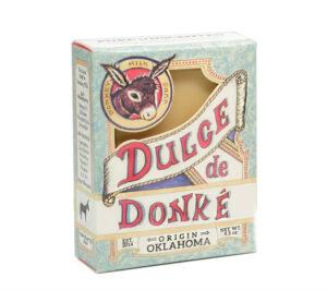 dulce de donke donkey milk soap