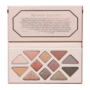 aether beauty eyeshadow palatte