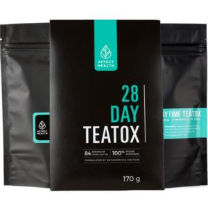 Affect Health 28 Day Teatox