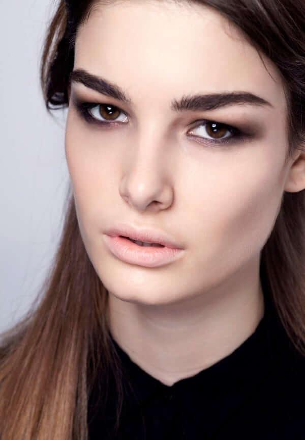 Organic natural lip gloss