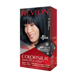 Revlon Colorsilk Natural Blue Black
