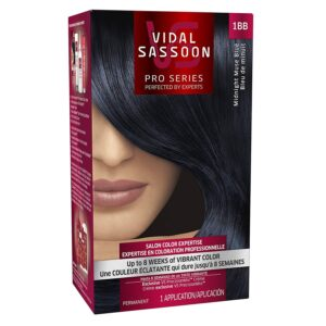Vidal sassoon pro series midnight muse blue