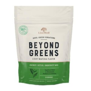 Live Well Labs Beyond Greens