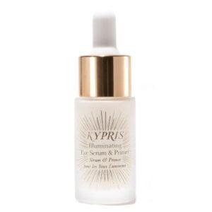 Kypris eye serum and primer